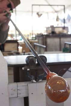 Glass Blowing Demonstrations
