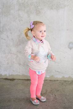 Bold and Bright Spring Kids Fashion by Ivory Lane and Sweet Little Peanut wet.pt/10TqXIG