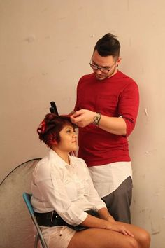 I Furente Parrucchieri #ifurente Backstage I Furente Urban Hairstyle 2015 Hairdressers:  furente parrucchieri   Salvatore Furente Photographer: Marcello Merenda and Studio Icona Make up artist: Paola Garofalo Models; lorena furente karen Support: Luca Dentale  Pietro Scalzullo #Parrucchieri #Parrucchiere #Furentine #HairStylist #Helfie #HairFashion #HairDesigner #HairFit #HairDressing #HairDresser #HairColor #HairCut #Hair #Capelli #Preziosi #Gioielli #Riviste #Copertine #Ragazze #Eventi…