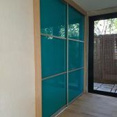 Swift Slide specialises in the custom design, manufacture and installation of Sliding Doors, walk throughs and room dividers as well as wardrobes. Cupboards, Sliding Doors, Swift, Custom Design, This Is Us, Divider, Interior, Room, Furniture