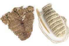 A coin purse in single-needle technique