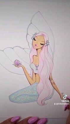 #mermay #mermaid #illustration