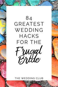 84 Greatest Wedding Hacks for the Frugal Bride - The most important part of plan. - 84 Greatest Wedding Hacks for the Frugal Bride – The most important part of planning a wedding fr - Wedding Budget Planner, Wedding Budget Breakdown, Wedding Reception Planning, Cheap Wedding Venues, Wedding Expenses, Wedding Costs, Wedding Planning Tips, Wedding Tips, Budget Wedding Hacks