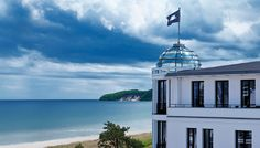 Cerês, Design Hotel in Binz (Rügen) on the Baltic Sea...and yes, there are (amazing!) beaches in Germany