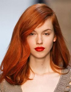Hair Colours Autumn Winter 2012. Colors That Will Compliment Your Skin Tone