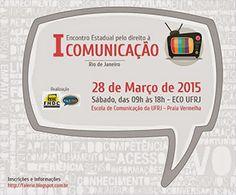 FNDC - RJ e DF realizam encontros regionais neste  sábado Conferência 'Regulação da Mídia - O Brasil precisa de uma Lei da Mídia Democrática' - Reflexões sobre a conjuntura das Comunicações no Brasil, e a necessidade de um novo Marco Regulatório das Comunicações