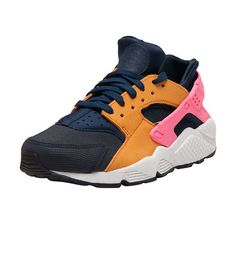 save off 54204 0303a NIKE+Air+Huarache+Run+PRM+sneaker+Low+top+women s+Lace+up+closure+Suede+and+stretch+materials+for+ultimate+comfort+and+performance+Cushioned+inner+sole+Gum+  ...