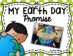 A unique Earth Day design! Choose from two templates and have your students write and illustrate their own Earth Day promise! Great for students of any age!