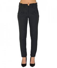 Γυναικείο ψηλόμεσο παντελόνι Benissimo μαύρο υφασμάτινο 41643R #παντελονιαγυναικεια #women #womensfashion #womenswear Black Jeans, Suits, Fashion, Moda, Black Denim Jeans, Fasion, Wedding Suits, Fashion Illustrations, Suit