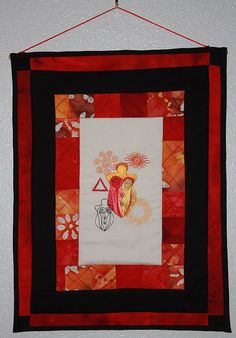 Goddess Banner  South by AWellAppointedWitch on Etsy