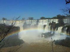Iguazú Niagara Falls, Nature, Travel, Naturaleza, Viajes, Destinations, Traveling, Trips, Nature Illustration
