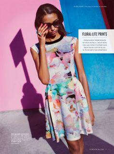 509b15b72c6b20 April 2014 Make Your Own Adventure Catalog Ted Baker Dress