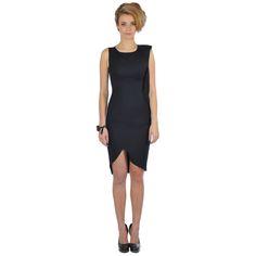 Slim fit laser cut leather dress Laser Cut Leather, Dresses For Work, Formal Dresses, Kos, Laser Cutting, Milan, What To Wear, Slim, Black