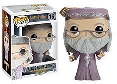 Amazon.com: Funko POP Movies: Harry Potter Action Figure - Dumbledore: Funko Pop! Movies:: Toys & Games