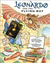 Did you know that Leonardo Da Vinci was a brilliant Scientist? More Than a Coupon Queen shares about his Scientific achievements while comparing a fun unit study with the book Leonardo and the Flying Boy. Check out her post and print her free mini-unit study today!