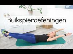 Buikspieroefeningen - 15 min. Workout voor Thuis - YouTube