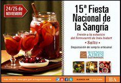 15ª Fiesta Nacional de la Sangría en Salto