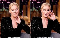 Jennifer Lawrence Jennifer Lawrence Funny, Girl Pictures, Girl Pics, Suzanne Collins, Criminal Minds, Funny Moments, Teen Wolf, Hunger Games, Role Models