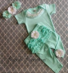 a0a01c9ef151d Keepsake Konnections Homemade Boutique Clothing and Accessories. Baby Girl  NewbornMy ...