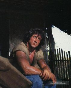 Rambo III - Publicity still of Sylvester Stallone. The image measures 972 * 1200 pixels and was added on 22 March Rambo 3, John Rambo, Action Movie Stars, Action Movies, Sylvester Stallone Rambo, Stallone Movies, Rocky Series, Silvester Stallone, First Blood