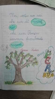 Classe Seconda- Italiano- L'accento- E' - E- Soggetto sottinteso - Maestra Anita