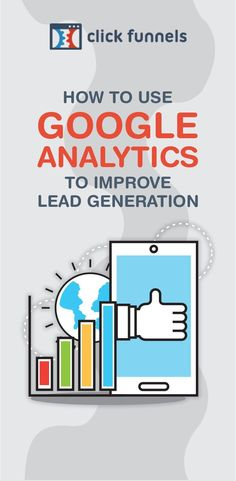 Marketing can be intimidating. If you're just getting started, don't panic! Learn how to use the most powerful website analytics software around to your benefit. This guide will help you get started with Google Analytics and improve your lead generation results. Click through now to learn our top tips. Marketing Channel, Sales And Marketing, Marketing Ideas, Online Marketing, Web Analytics, Google Analytics, Landing Page Best Practices, Types Of Goals, Building Software