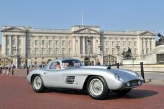 1954 Ferrari 375 MM by Carrozzeria Scaglietti at St. James's Concours of Elegance 2013