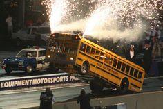 School bus races