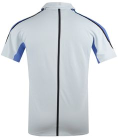 TIGER WOODS ENGINEERED POLO DISTANCE BLUE - AW13