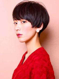 14.Cute Asian Pixie Cut                                                                                                                                                                                 More