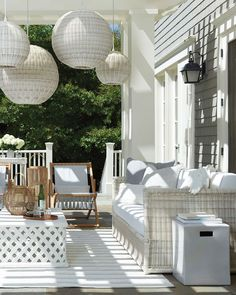 Some Great Suggestions for Springtime Patio Furniture – Outdoor Patio Decor Outdoor Rooms, Outdoor Living, Outdoor Furniture Sets, Outdoor Decor, Rustic Furniture, Modern Furniture, Antique Furniture, White Furniture, Furniture Layout
