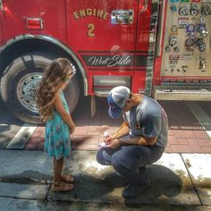 FEATURED POST @huntersville_fd - Melted our hearts today when a little girl asked our Firefighters from Station 2 for an autograph. . . ___Want to be featured? _____ Use #chiefmiller in your post ... http://ift.tt/2aftxS9 . CHECK OUT! Facebook- chiefmiller1 Periscope -chief_miller Tumblr- chief-miller Twitter - chief_miller YouTube- chief miller . . . #firetruck #firedepartment #fireman #firefighters #ems #kcco #brotherhood #firefighting #paramedic #firehouse #rescue #firedept #workingfire…