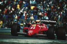 MICHELE ALBORETO #F1 #Formula1 #GrandPrix #GrandPrixF1 #Ferrari #Tyrrell #Arrows #Larrousse #Scuderia #Minardi #Footwork #Ford #Lola #Cosworth www.snaplap.net/...