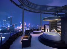 Hotel Hyatt on the Bund en Shanghai