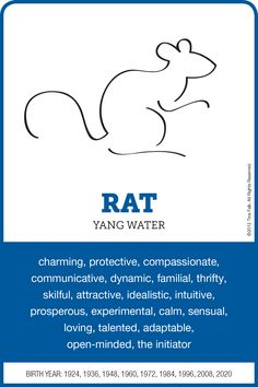the RAT Personality