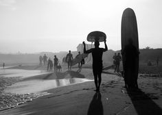"""For Sale on - """"Longboard Afternoon, Ditch Plains"""", Montauk, New York, Archival Pigment Print by Lynda Churilla. Offered by Robin Rice Gallery Fine Photography. School Of Visual Arts, Summer Surf, Vintage Surf, Longboarding, Landscape Photography, Social Photography, Photography Blogs, Photography Equipment, Beach Photography"""