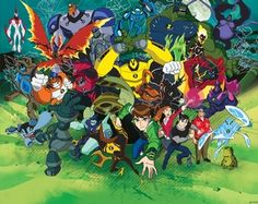 Ben 10  Ultimate Alien Wallpaper  Boys Ben 10 Bedroom Wall Mural  Now every boy would love this in there bedroom  Ben 10 Ultimate Alien wallpaper, how cool would this be.