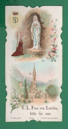 Our Lady of Lourdes & St Bernadette