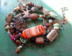 Stacked bracelet fun! Love My Art Jewelry: Wrap It- Layers are IN