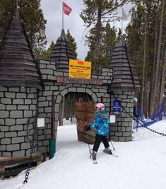 Kid Trails at Breckenridge Ski Resort