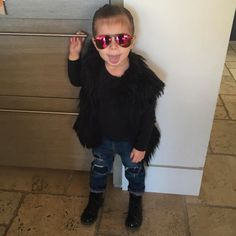 Penelope Disick's Outfit Is Better Than Ours