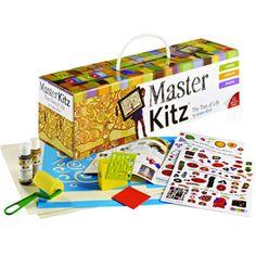 Master Kitz®—The Tree of Life - Creativity Kits - MetKids - The Met Store