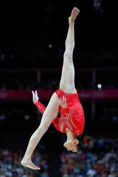 Kyla Ross –  U.S. Olympic Gymnastics