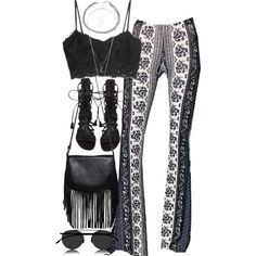Untitled #6391 by nikka-phillips on Polyvore featuring polyvore, fashion, style, MANGO, Free People, Schutz, Charlotte Russe and Mykita