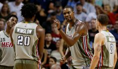 Heat rookie Justise Winslow turning heads, playing well beyond years