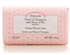 ORANGE BLOSSOM SOAP BAR 125G - The Classics - Perlier Products - Bath & Body