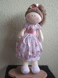 bonecas de pano de eliane (não conheço) mas achei linda.