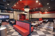 WE used the Large Black JABZ to create a temple jar design in an Indian restaurant (Spice Kitchen) we just completed.