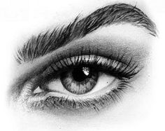 Drawing Eyes Pencil Awesome 59 New Ideas Realistic Eye Drawing, Drawing Eyes, Painting & Drawing, Drawing Of An Eye, Pencil Art, Pencil Drawings, Art Drawings, Drawings Of Eyes, Photo Oeil