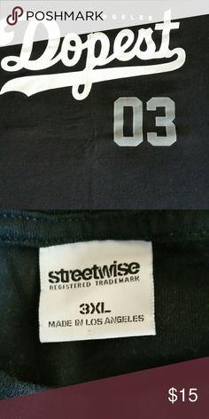 Streetwise Gear Dopest Tee Tops Tees - Short Sleeve